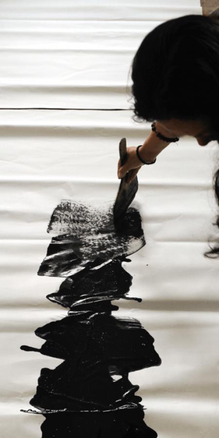 Video: Paint it Black